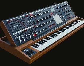 Moog Voyager XL Synthesizer 3D