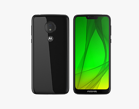 Motorola Moto G7 Power 3D model