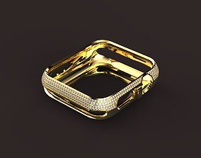 3D printable model Iwacth 3 series Gold case 38mm
