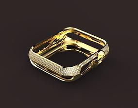 3D print model Iwacth 3 series Gold case 38mm