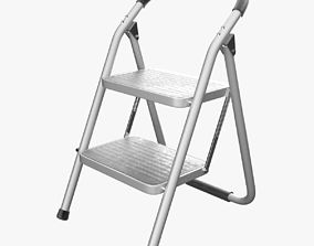 Step Ladder 1 3D