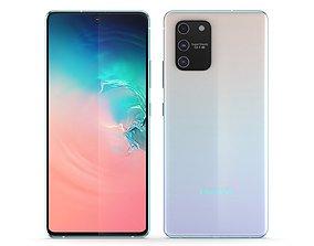 Samsung Galaxy S10 Lite Prism White 3D