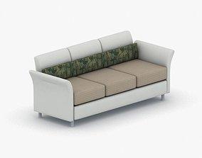 1191 - Sofa 3D asset