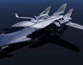 TCX 344 Shuttle 3D