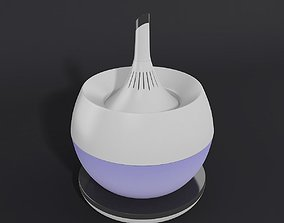 humidifier 3D model