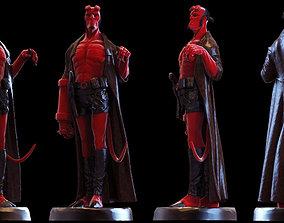 3D print model mignola Hellboy