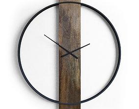 3D Wall Clock Set 16