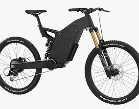 Electric bike 3 3D model