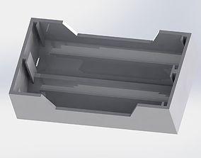 HOLDER FOR 18650 3D print model
