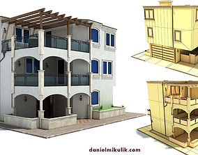 Family House Los Angeles 3D