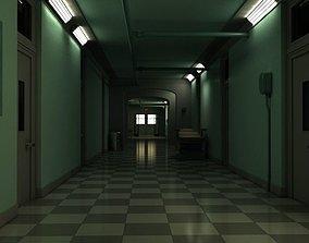 Scary Hallway 3D
