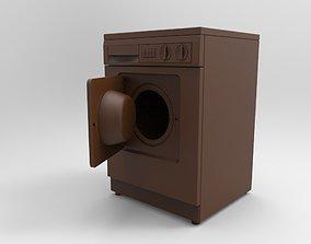 washing machine mod1 3D print model