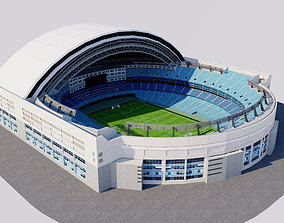Rogers Centre - Toronto Canada 3D model low-poly
