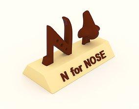 N for Nose Model