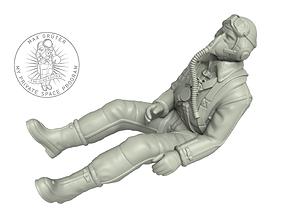 3D printable model Pilot - RAF