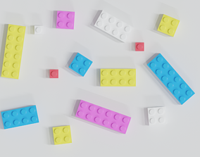 3D print model constructor detail