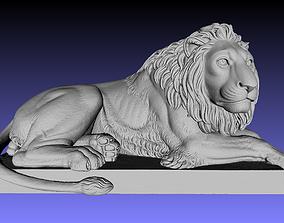 Lion Scan model