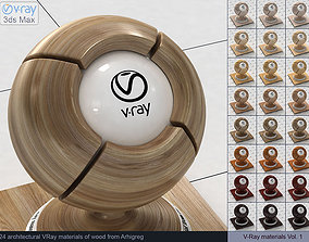 Architectural Vray materials for 3ds Max - 1