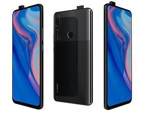 3D Huawei P Smart Z Midnight Black