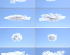 Clouds 3D Models | CGTrader
