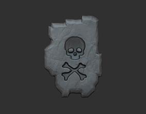 Tibia SD - Sudden Death Rune CGI or Printable toys