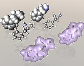 3D Benzedrine - levoamphetamine and dextroamphetamine -