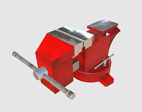 3D model Work Bench Hand Vice