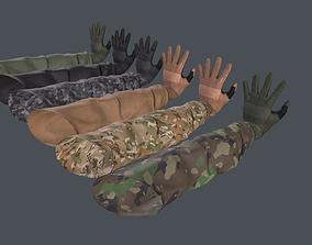 3D model FPS Hands 3