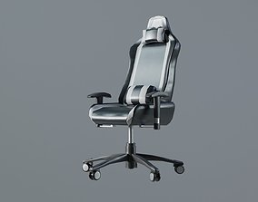 Gaming Chair Game Ready 3D model