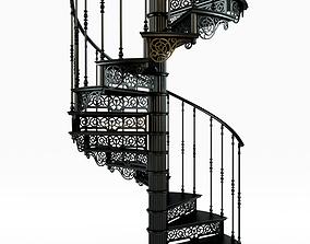 Spiral staircase 3D Models | CGTrader