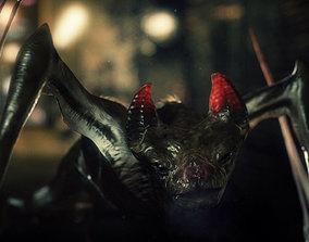 Vampire Bat Creature 3D
