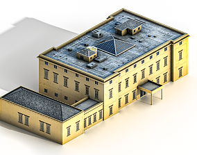 3D New Royal Palace