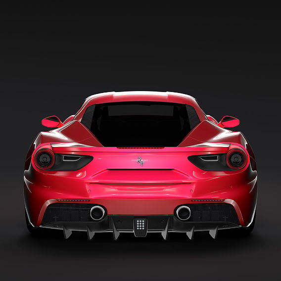Ferrari GTB 488