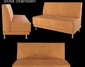 3D model Standard Sofa