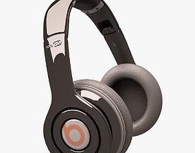 Beats Solo HD Headphone 003 3D asset game-ready