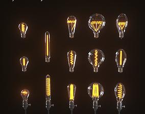 Loft Lamp Pack 3D