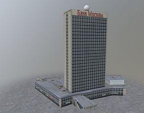 3D model Moscow Hydroproekt