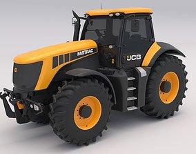 3D JCB Fastrac 8310