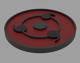 3D print model Sharingan
