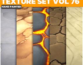 3D model Stone Vol 76 - Game PBR Textures