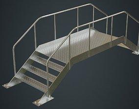 Stair 2C 3D asset