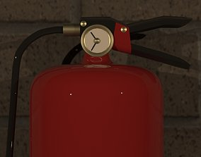 3D print model Extinguisher