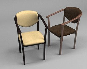 3D model realtime recreation Chair