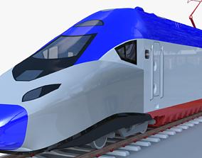 3D Alstom Avelia locomotive