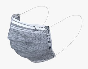 Protective Mask 3 Ply 3D