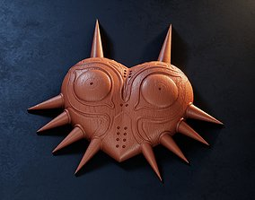 3D print model Majora Mask inspired by The Legend of 2