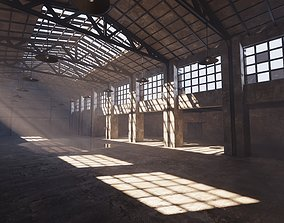 3D model SHC Old Factory hall