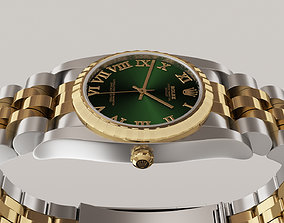 3D model The Hi Quality Subdivision Whatch of Rolex