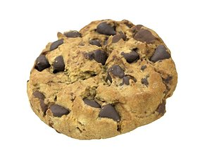 Photorealistic Cookie 3D Scan