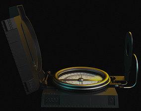 sports 3D Compass